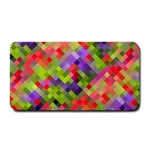 Colorful Mosaic Medium Bar Mats 16 x8.5 Bar Mat - 1