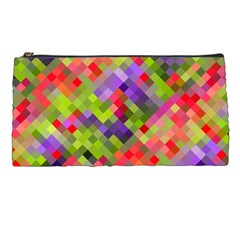 Colorful Mosaic Pencil Cases