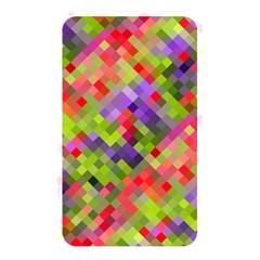 Colorful Mosaic Memory Card Reader