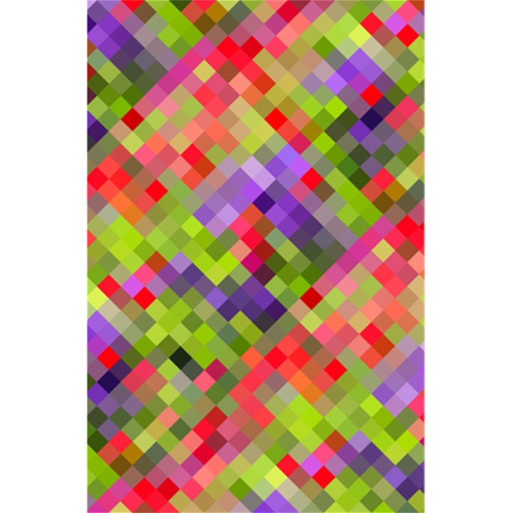Colorful Mosaic 5.5  x 8.5  Notebooks