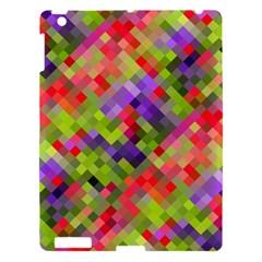 Colorful Mosaic Apple iPad 3/4 Hardshell Case