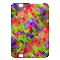 Colorful Mosaic Kindle Fire HD 8.9  by DanaeStudio