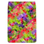Colorful Mosaic Flap Covers (L)  Front