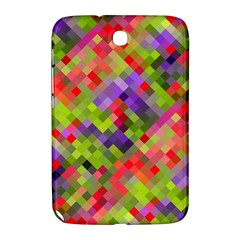 Colorful Mosaic Samsung Galaxy Note 8 0 N5100 Hardshell Case  by DanaeStudio