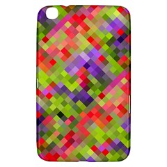Colorful Mosaic Samsung Galaxy Tab 3 (8 ) T3100 Hardshell Case