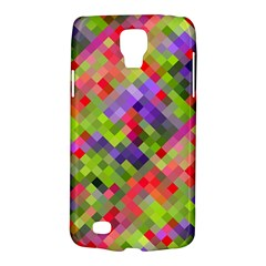 Colorful Mosaic Galaxy S4 Active by DanaeStudio