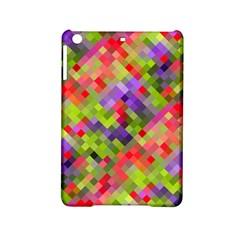 Colorful Mosaic Ipad Mini 2 Hardshell Cases