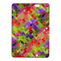 Colorful Mosaic Kindle Fire Hdx 8 9  Hardshell Case by DanaeStudio