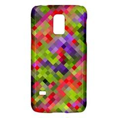 Colorful Mosaic Galaxy S5 Mini