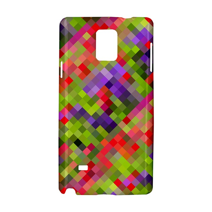 Colorful Mosaic Samsung Galaxy Note 4 Hardshell Case