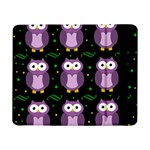 Halloween purple owls pattern Samsung Galaxy Tab Pro 8.4  Flip Case