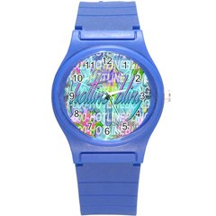 Drake 1 800 Hotline Bling Round Plastic Sport Watch (s) by Onesevenart