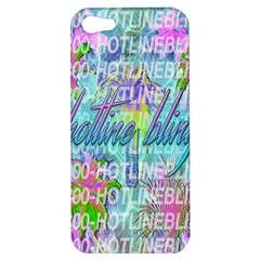 Drake 1 800 Hotline Bling Apple Iphone 5 Hardshell Case by Onesevenart