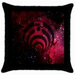 Bassnectar Galaxy Nebula Throw Pillow Case (Black)
