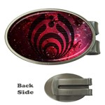 Bassnectar Galaxy Nebula Money Clips (Oval)