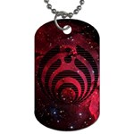 Bassnectar Galaxy Nebula Dog Tag (Two Sides)