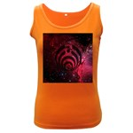 Bassnectar Galaxy Nebula Women s Dark Tank Top