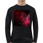 Bassnectar Galaxy Nebula Long Sleeve Dark T-Shirts