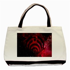 Bassnectar Galaxy Nebula Basic Tote Bag by Onesevenart