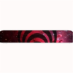 Bassnectar Galaxy Nebula Small Bar Mats by Onesevenart
