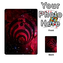 Bassnectar Galaxy Nebula Multi Purpose Cards (rectangle)  by Onesevenart