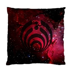 Bassnectar Galaxy Nebula Standard Cushion Case (two Sides) by Onesevenart