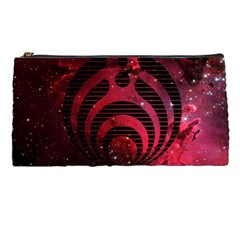 Bassnectar Galaxy Nebula Pencil Cases by Onesevenart