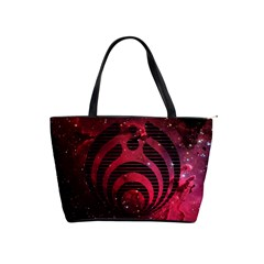 Bassnectar Galaxy Nebula Shoulder Handbags by Onesevenart