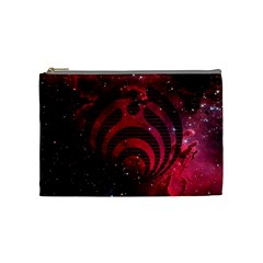 Bassnectar Galaxy Nebula Cosmetic Bag (medium)  by Onesevenart