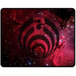 Bassnectar Galaxy Nebula Fleece Blanket (Medium)