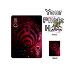 Bassnectar Galaxy Nebula Playing Cards 54 (Mini)