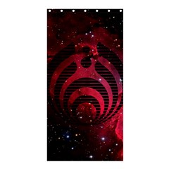 Bassnectar Galaxy Nebula Shower Curtain 36  X 72  (stall)  by Onesevenart
