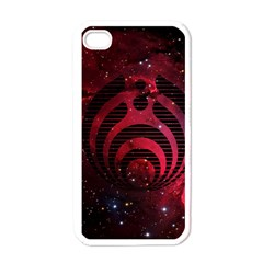 Bassnectar Galaxy Nebula Apple Iphone 4 Case (white) by Onesevenart