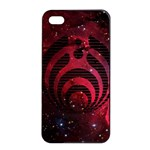 Bassnectar Galaxy Nebula Apple iPhone 4/4s Seamless Case (Black)