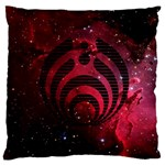 Bassnectar Galaxy Nebula Large Cushion Case (One Side)