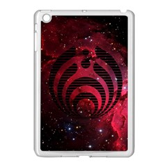 Bassnectar Galaxy Nebula Apple Ipad Mini Case (white) by Onesevenart