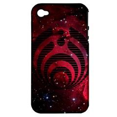 Bassnectar Galaxy Nebula Apple Iphone 4/4s Hardshell Case (pc+silicone) by Onesevenart