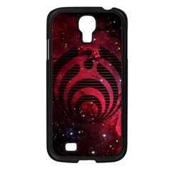 Bassnectar Galaxy Nebula Samsung Galaxy S4 I9500/ I9505 Case (black) by Onesevenart