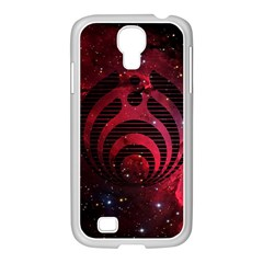 Bassnectar Galaxy Nebula Samsung Galaxy S4 I9500/ I9505 Case (white) by Onesevenart