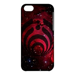 Bassnectar Galaxy Nebula Apple Iphone 5c Hardshell Case by Onesevenart