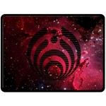 Bassnectar Galaxy Nebula Double Sided Fleece Blanket (Large)
