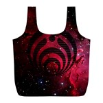 Bassnectar Galaxy Nebula Full Print Recycle Bags (L)