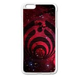 Bassnectar Galaxy Nebula Apple iPhone 6 Plus/6S Plus Enamel White Case