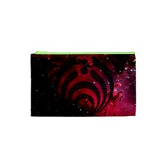 Bassnectar Galaxy Nebula Cosmetic Bag (xs) by Onesevenart