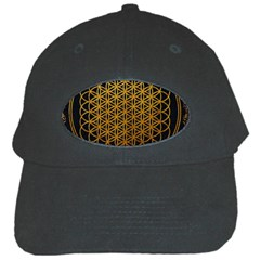 Bring Me The Horizon Cover Album Gold Black Cap by Onesevenart