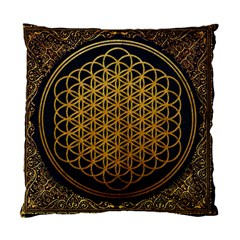 Bring Me The Horizon Cover Album Gold Standard Cushion Case (two Sides) by Onesevenart