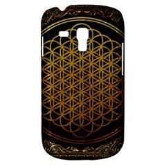 Bring Me The Horizon Cover Album Gold Samsung Galaxy S3 Mini I8190 Hardshell Case by Onesevenart