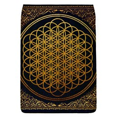 Bring Me The Horizon Cover Album Gold Flap Covers (l)  by Onesevenart