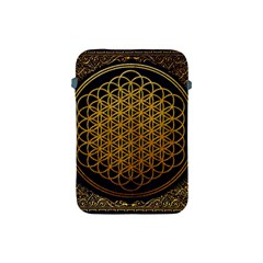 Bring Me The Horizon Cover Album Gold Apple Ipad Mini Protective Soft Cases by Onesevenart