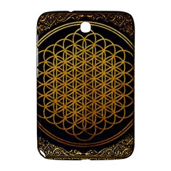 Bring Me The Horizon Cover Album Gold Samsung Galaxy Note 8 0 N5100 Hardshell Case  by Onesevenart